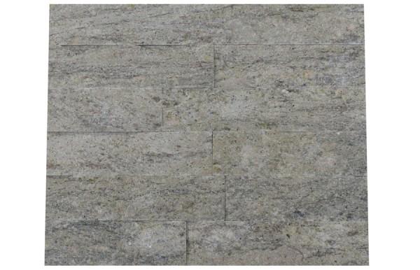 Granit Verblender Green Surf spaltrau