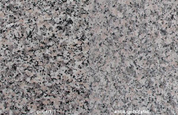 Terrassenplatten Granit Rosa Sardo Beta